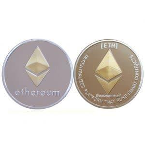 Коллекционные монеты ethereum